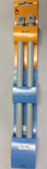 15mm x 35cm pony knitting needles