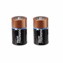 """2 PAK """"D"""" Batteries"""