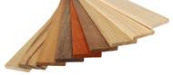 Cigar Box Guitar Fretboards - Choose Wood & Fretting Options!