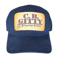 Dark Blue C. B. Gitty Trucker Hat