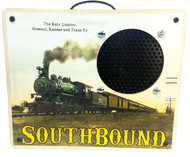 """""""Southbound Katy"""" Cigar Box Guitar Guitar Amplifier - also a power speaker for phones!"""