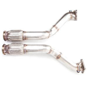 """3"""" Downpipe Set for 2000-2002 B5 Audi S4 2.7T"""