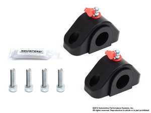 NEUSPEED Clamp/Bushing Kit w/Grease Fitting - HCB.25.02.25.3