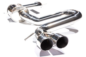 "CTS Turbo VW MK5 GTI 3"" Cat-back Exhaust - CTS-EXH-MK5GTI"