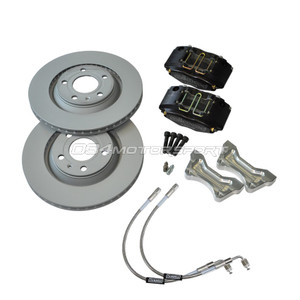 034 Big Brake Kit, Race, Rear, B5 300mm 4-Piston