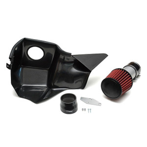 034 Intake, Cold Air, X34 Carbon Fiber for B5 Audi S4/RS4 2.7T