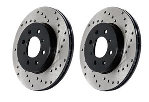 StopTech Drilled Sportstop Rotor - Rear Right