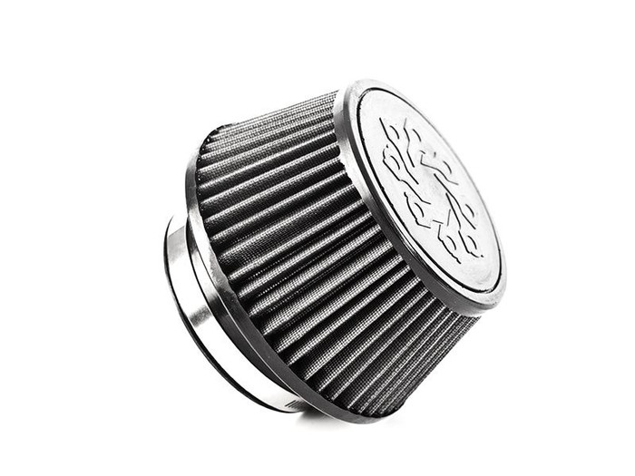 "IE 3"" Inlet Low Profile Cone Air Filter"