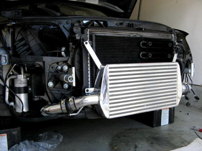 A4 (B7) Competition Series Front Mount Intercooler (FMIC) Kit