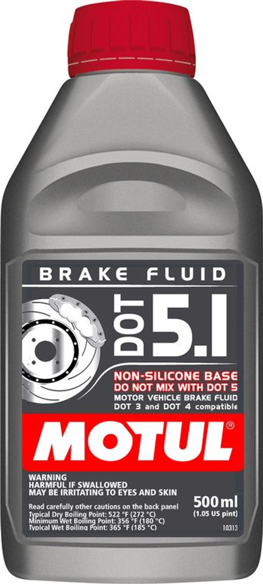 Motul DOT 5.1 Brake Fluid