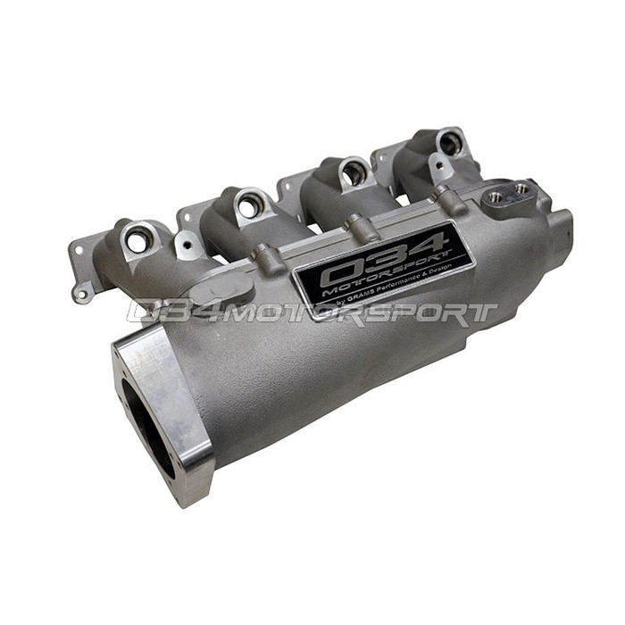 034 Motorsport High Flow Intake Manifold, Transverse 1.8T, Small Port