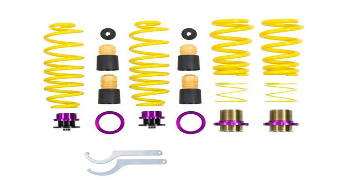 KW Height Adjustable Lowering Spring Kit, H.A.S. Coilovers