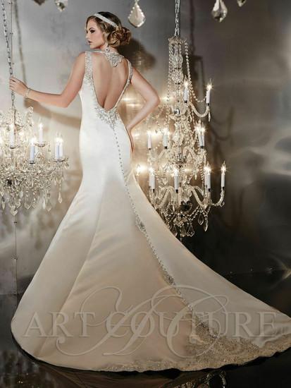 Wedding Dresses Art Couture