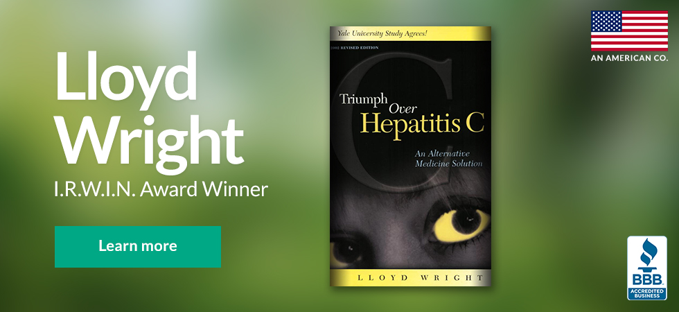 Lloyd Wright's Triumph Over Hepatitis C