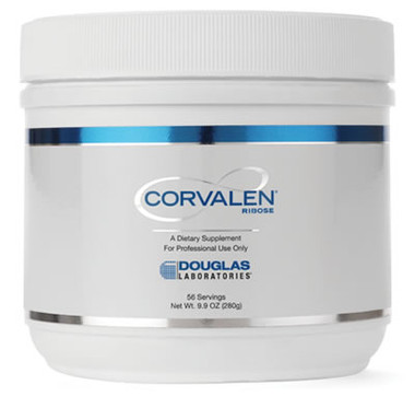 56 servings Corvalen is pure D-Ribose – the critical building block for energy.