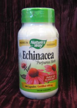 Echinacea Capsules