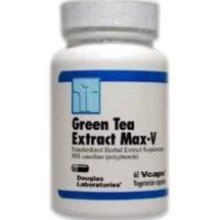 Green Tea Extract Max-V capsules