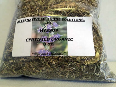 Bulk HYSSOP for herbal tea