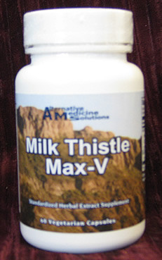 Milk Thistle Herbal extract 250mg (seed) Standardized to provide 200 mg of silymarin Milk Thistle (seed) 100 mg (non-standardized)
