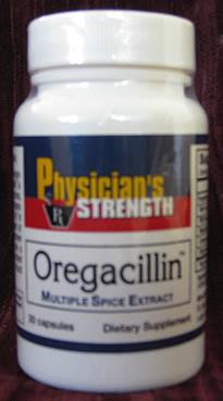 Oregacillin capsules