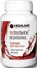 Red Red Wine Resveratrol