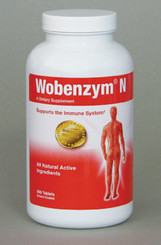 Wobenzym N supplement