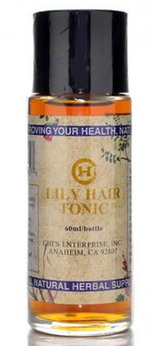 Lily Hair Tonic Stimulates the circulatory process.