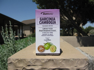 Garcinia Cambogia (HCA)