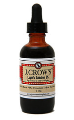 J.CROW'S® Lugol's Solution of Iodine 2%: