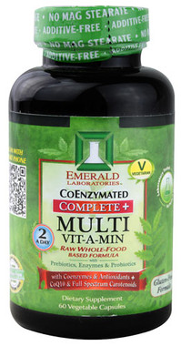 CoEnzymated Complete plus Multi Vit-A-Min