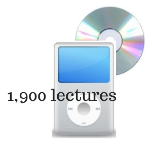 1,900 lectures available!