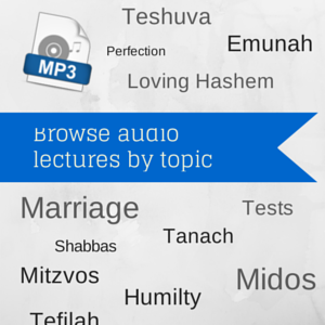 Browse audio by topic