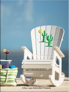 Cactus Rocking Chair