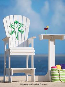 Outdoor Patio Lifeguard Chair - Gecko