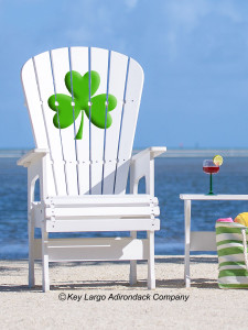 High Top Patio Chair - Shamrock