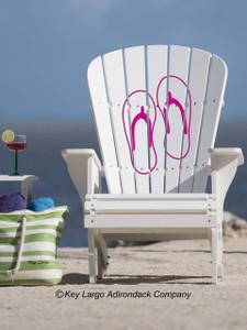 Flip Flops Adirondack Chair
