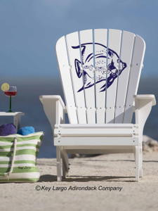 Angelfish Adirondack Chair