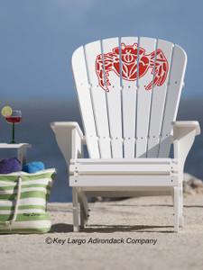 Crab Adirondack Chair