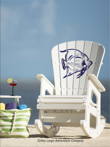 Angelfish Rocking Chair