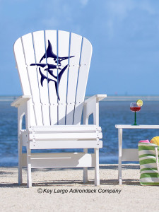 High Top Patio Chair - Marlin