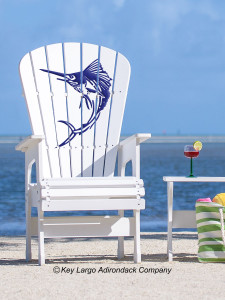 High Top Patio Chair - Sailfish