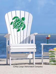 High Top Patio Chair - Turtle - GG Design