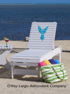 Outdoor Patio Chaise Lounge - Angel