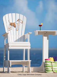 Outdoor Patio Lifeguard Chair - Terrier