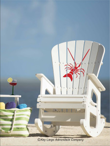 Lobster Rocking Chair
