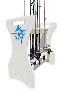 Large Marlin Rod Holder