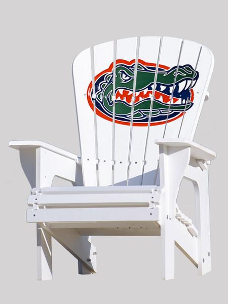 University Of Florida Gators Adirondack Chair   Key Largo Adirondack Company
