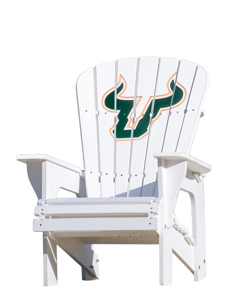 University of South Florida - Bulls Adirondack Chair