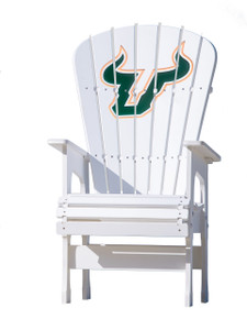 University of South Florida Bulls - High Top chair