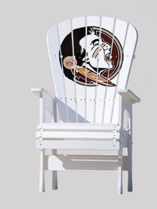 Florida State Seminoles High Top chair